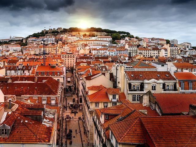 Post 50. Lisboa