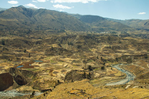 Valle del colca Photos Girados