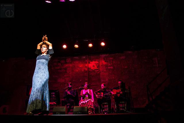 Jerez flamenco - espacio más instante