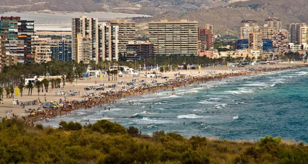 Alicante Playa de San juan - Pedro Moreiro López