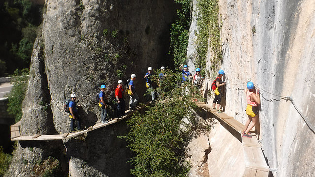 Cuenca - sports - PLanet sport Multiaventura