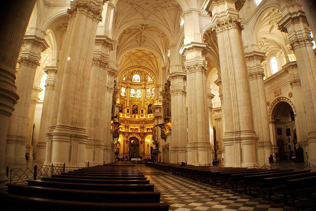Granada Catedral  - Francisco Valdebenito