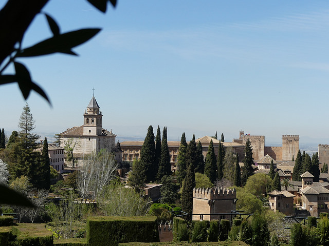 Granada generalife - archaeologist-d