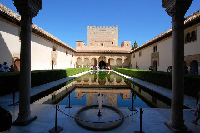 Granada la alhambra - Oxana Volkova