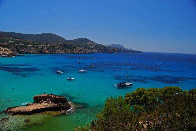Ibiza- binu Nair