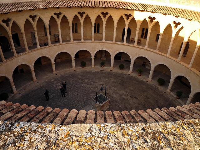Palma Mallorca : Castillo - Jose Luis Gil