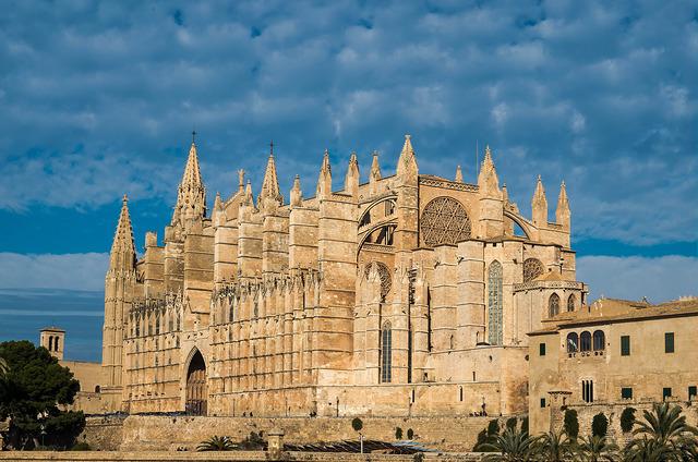 Palma Mallorca Catedral - Juan Jose Jimenez