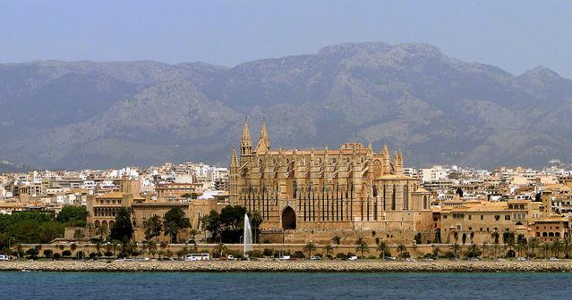 Palma de Mallorca - Santiago Lopez Pastor