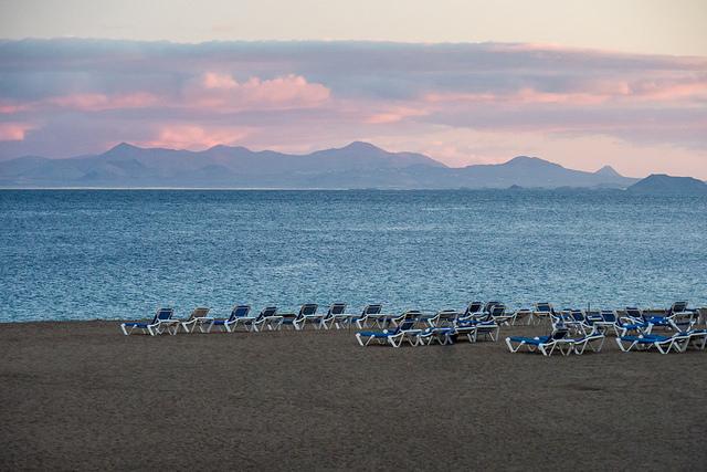 Puerto del Carmen (beach) - Coralie Mercier