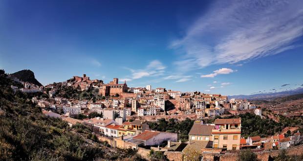 Castellón uper view - Abariltur
