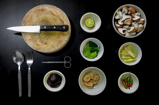 Cooking - James Baker