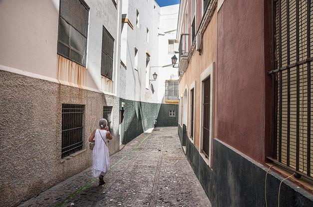 Barrio del Pópulo (Cadíz) - Germán Yanes