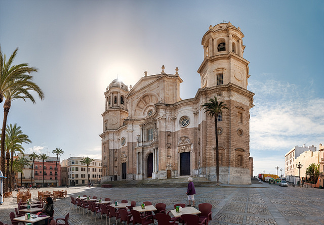 Cádiz (Catedral) - Marc