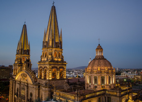 Guadalajara (Catedral de Guadalajara) - Alejandro Castro