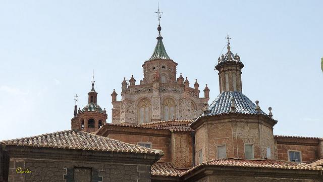 Teruel - Catedral Santa Maria