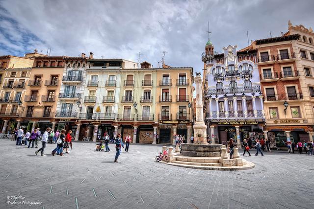 Teruel (Plaza) - Albaritur