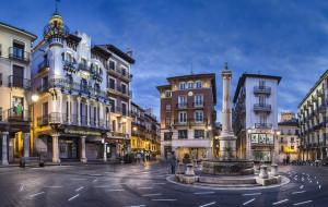 Teruel (Plaza del Torico) - Domingo Leiva