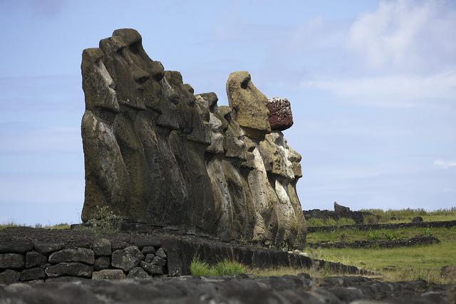 Isla de Pascua (Abu Tangariki) - By Chu