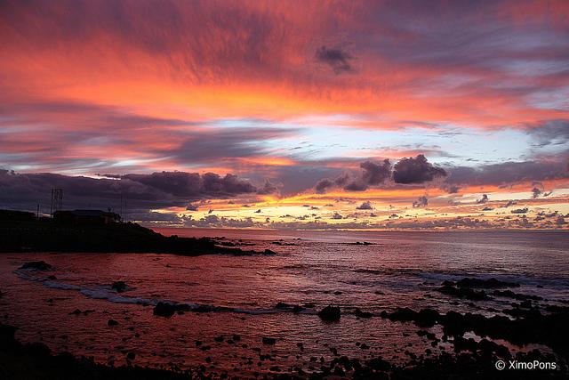 Isla de Pascua - Joaquin Pons Sampedro