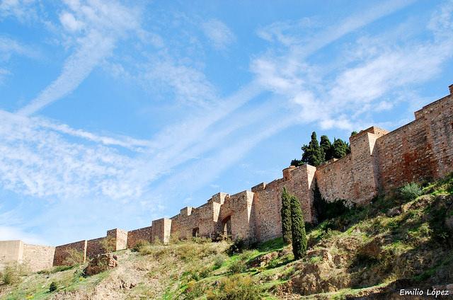 Málaga Alcazaba - E.Lopez