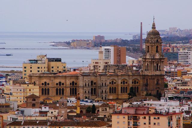 Málaga - Catedral  - Pontanés